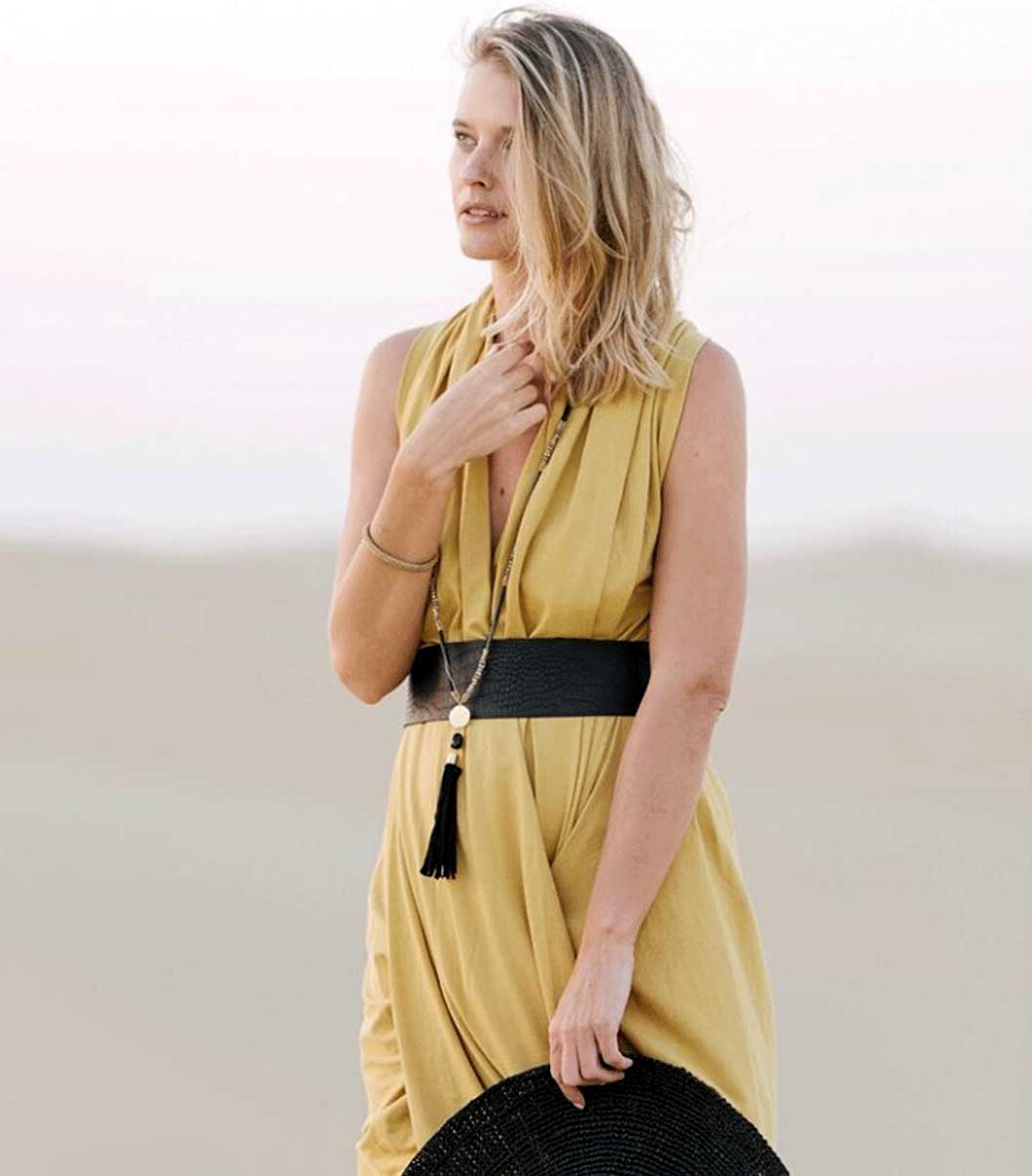 Designer Dubai Labels Phemke Beach and Resort wear sustainable