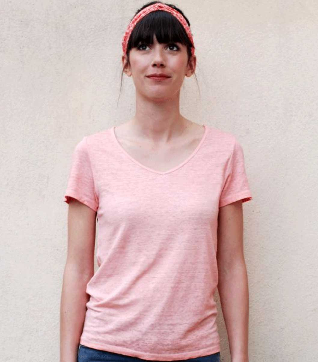 Vegan Fashion Label Casual France La Revolution Textile