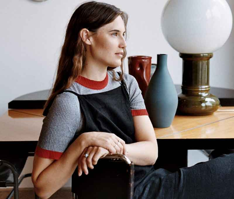 London ethical sustainable fashion influencers Agatha Lintott