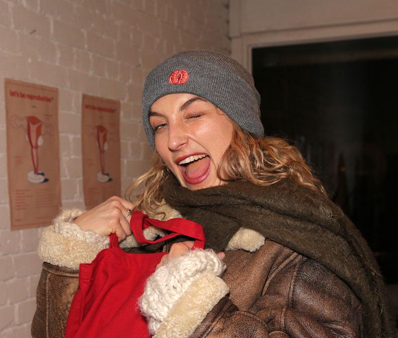 London ethical sustainable fashion influencer Ella Grace Denton