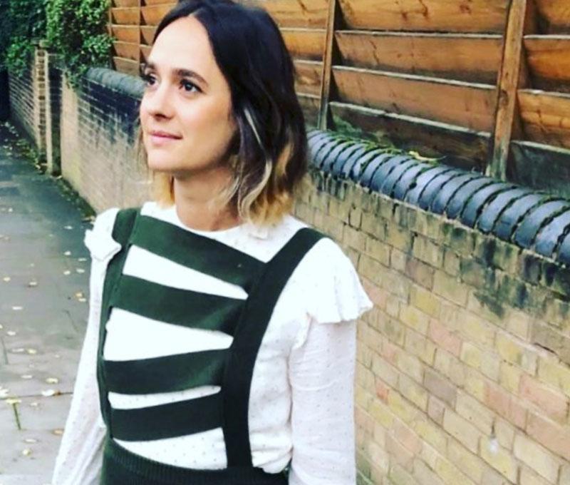 London ethical sustainable fashion influencer Ludivine Louboutin