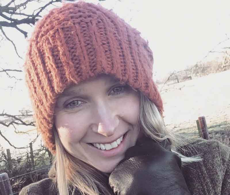 London sustainable ethical fashion influencer Rachel Fortune