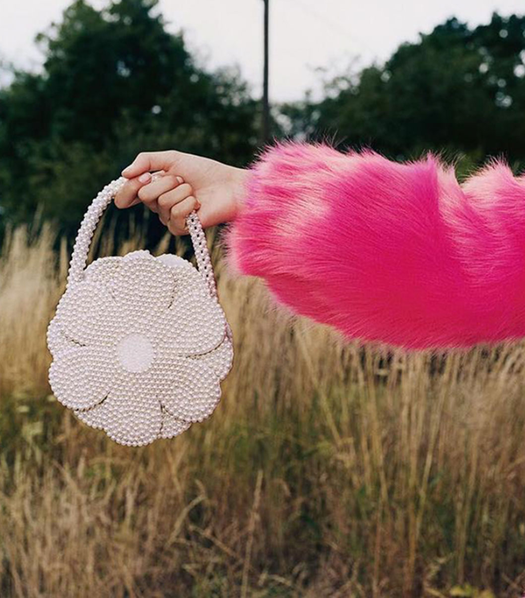 London Sustainable Ethical Fashion Accessories Shrimps