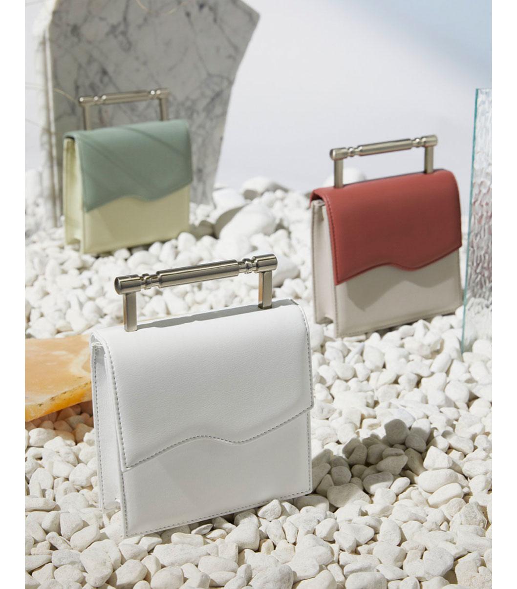 London Sustainable Handbag Brand Label Mashu