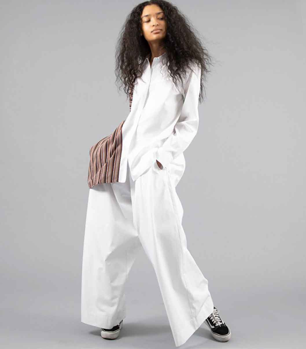 New York sustainable ethical fashion label brand TOME