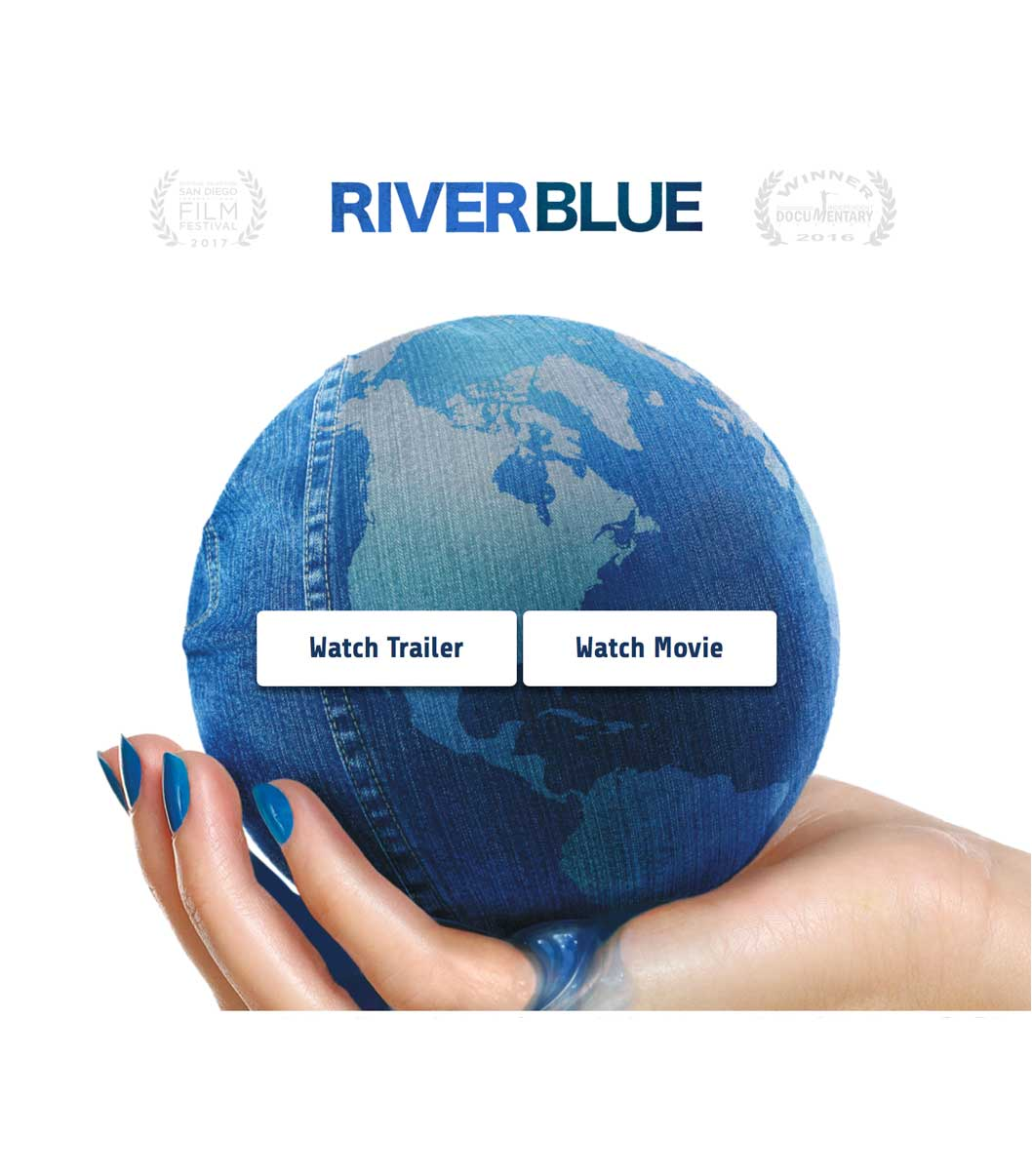 river blue fashion documentary eye opening eco lookbook