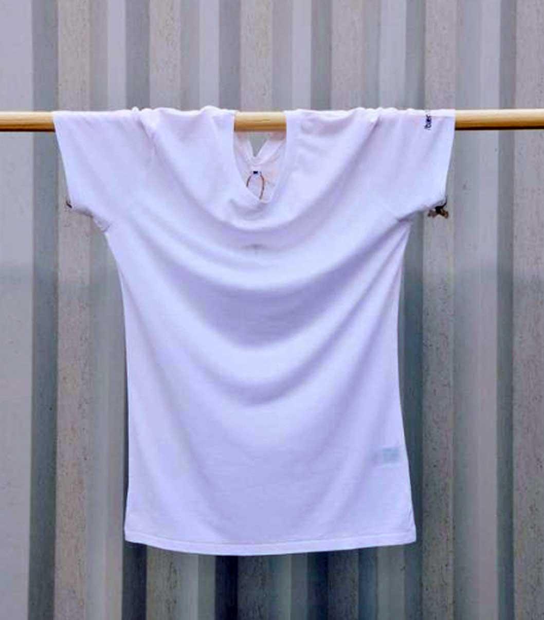 Dubai Labels Eco Lookbook eco t-shirts Baembu