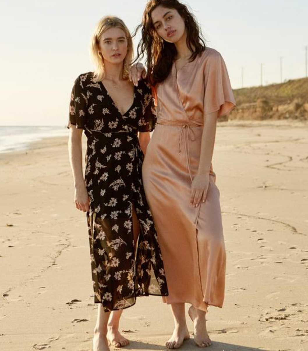 Whimsy and Row conscious and eco-friendly fashion label store Los Angeles good fashion guide Eco Lookbook