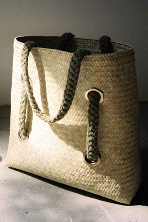 Allende Bag Made by Artisans Erin Considine Sustainable Ethical Fashion New York