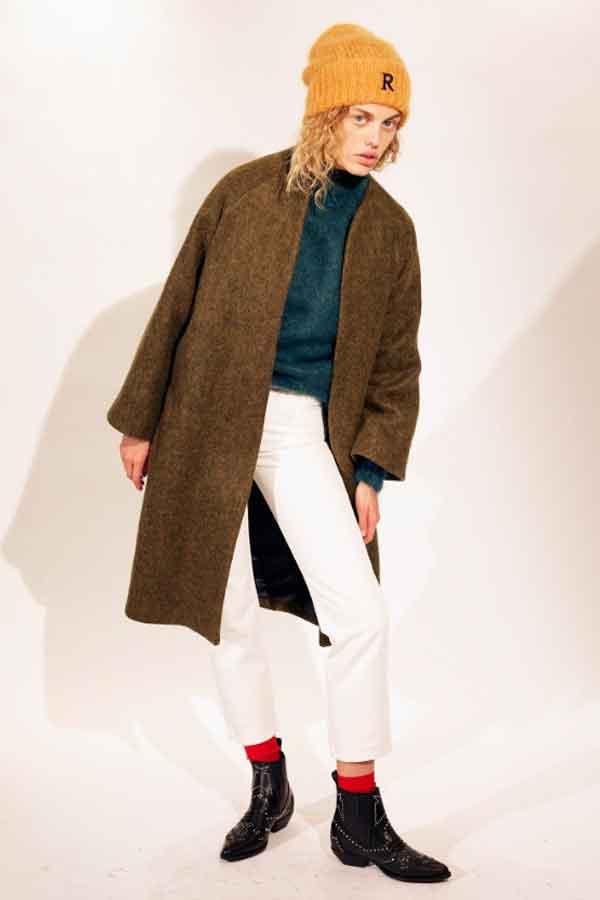 Eco Lookbook sustainable fashion autumn look ROSEANNA