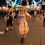 Vintage preloved dirndl trend Oktoberfest 2019 good fashion guide eco lookbook