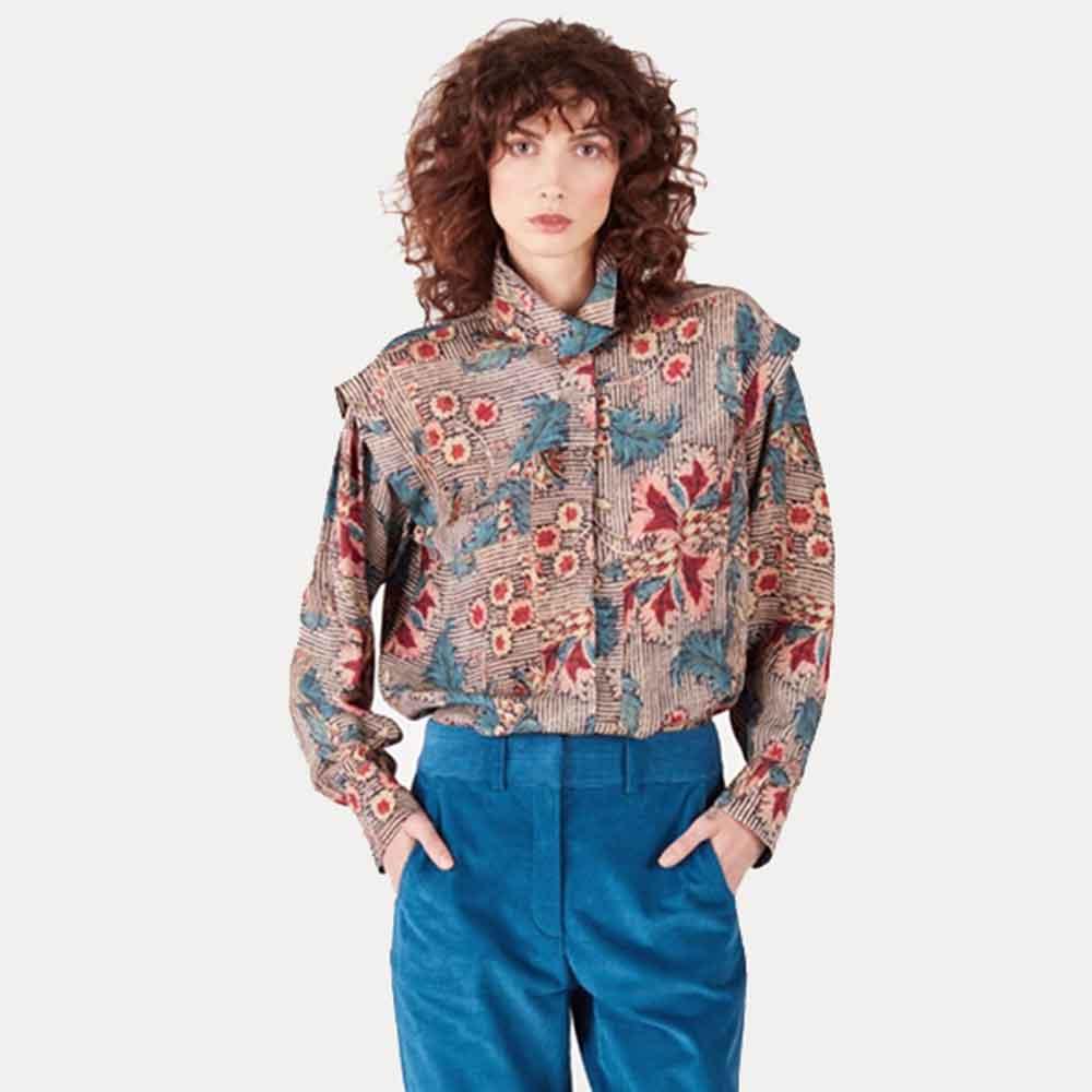 Valentine Gauthier Sustainable Fashion Paris Valentine Gauthier Autumn collection