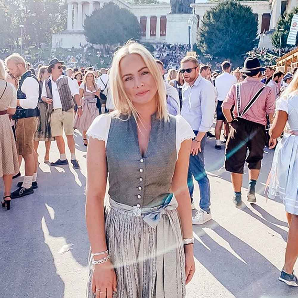 Oktoberfest 2019 dirndl trends what to wear Munich good fashion guide Eco Lookbook