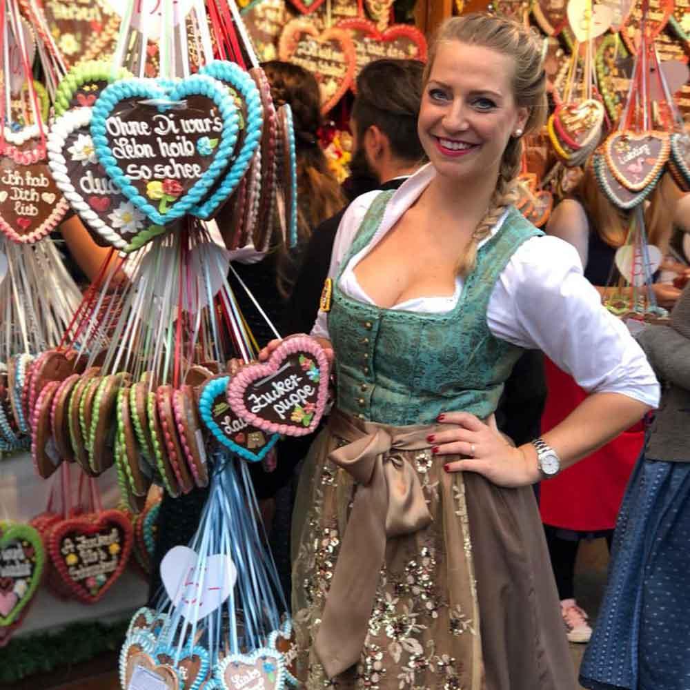 Oktoberfest Dirndl trends 2019 Munich good fashion guide outfits costumes Eco Lookbook