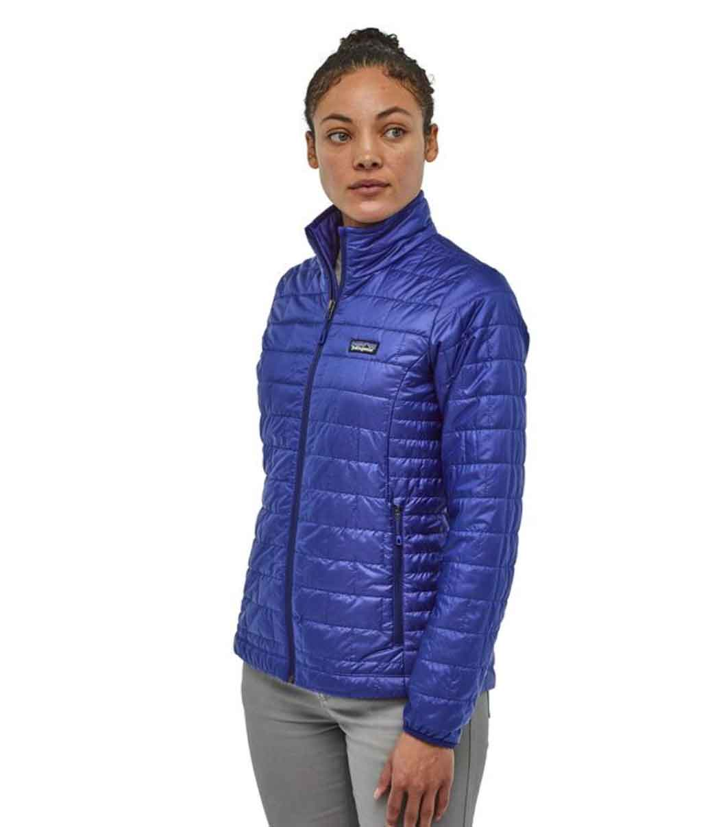 US sustainable sportswear outerwear patagonia eco lookbook