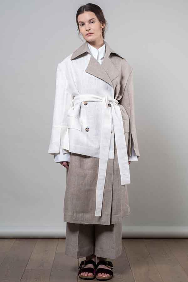 Global Lookbook Eeo sustainable ethical fashion good guide Lara Krude hazel coat