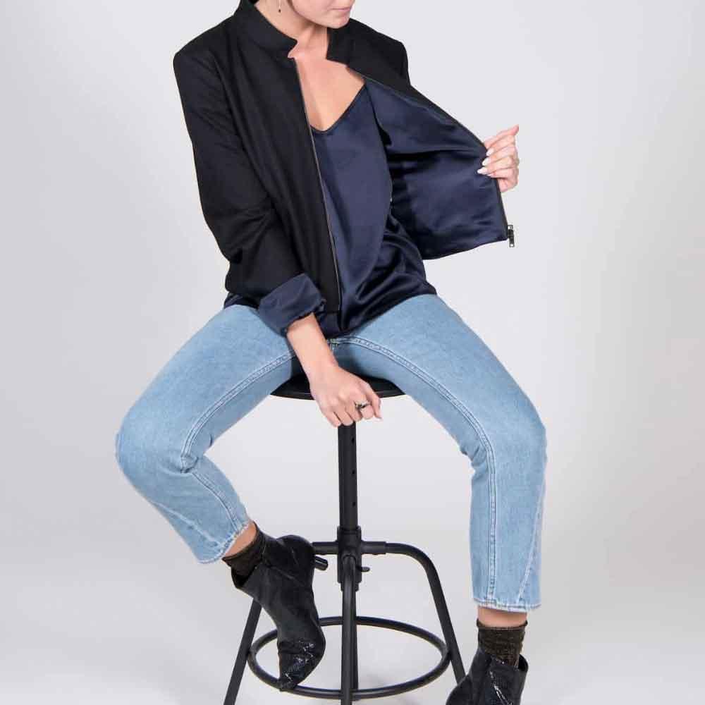 Sustainable Blazer Trends Autumn 2019 Eco Lookbook JAN N JUNE