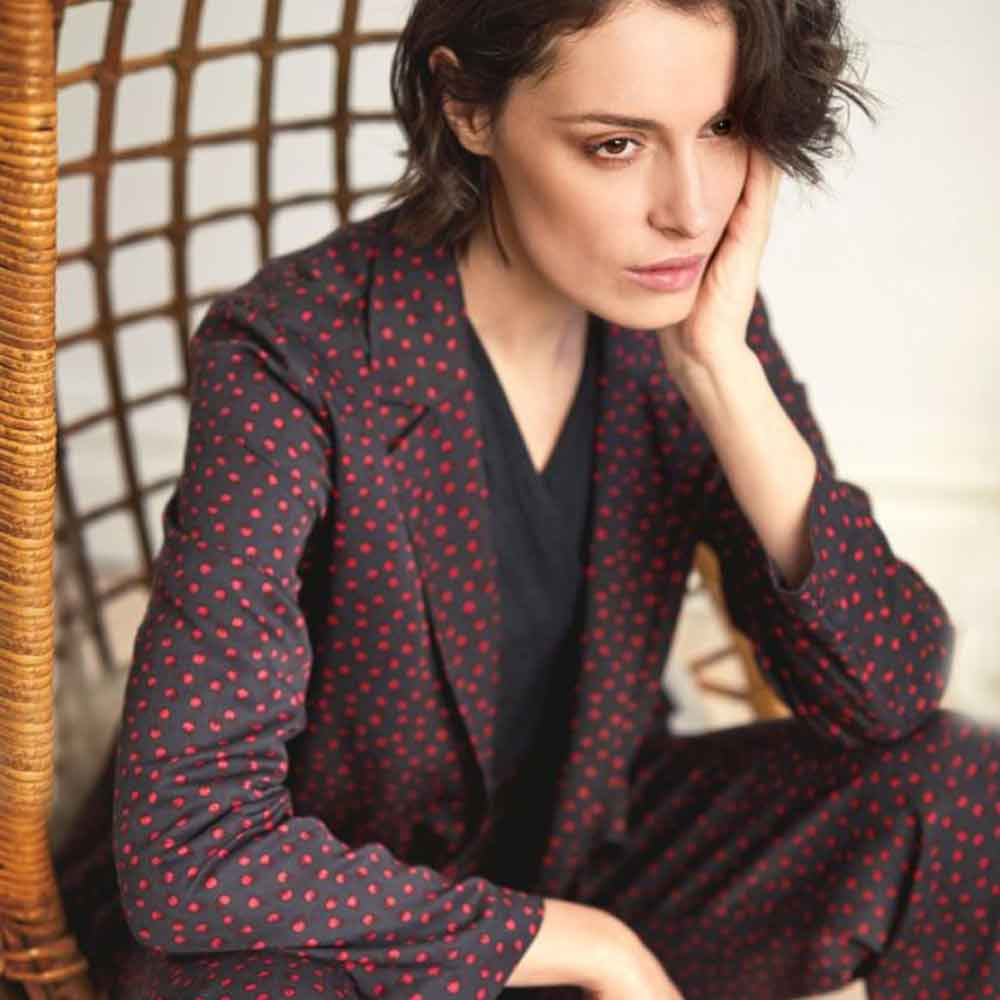 Sustainable Blazer Trends Autumn 2019 EcoLookbook THOUGHT