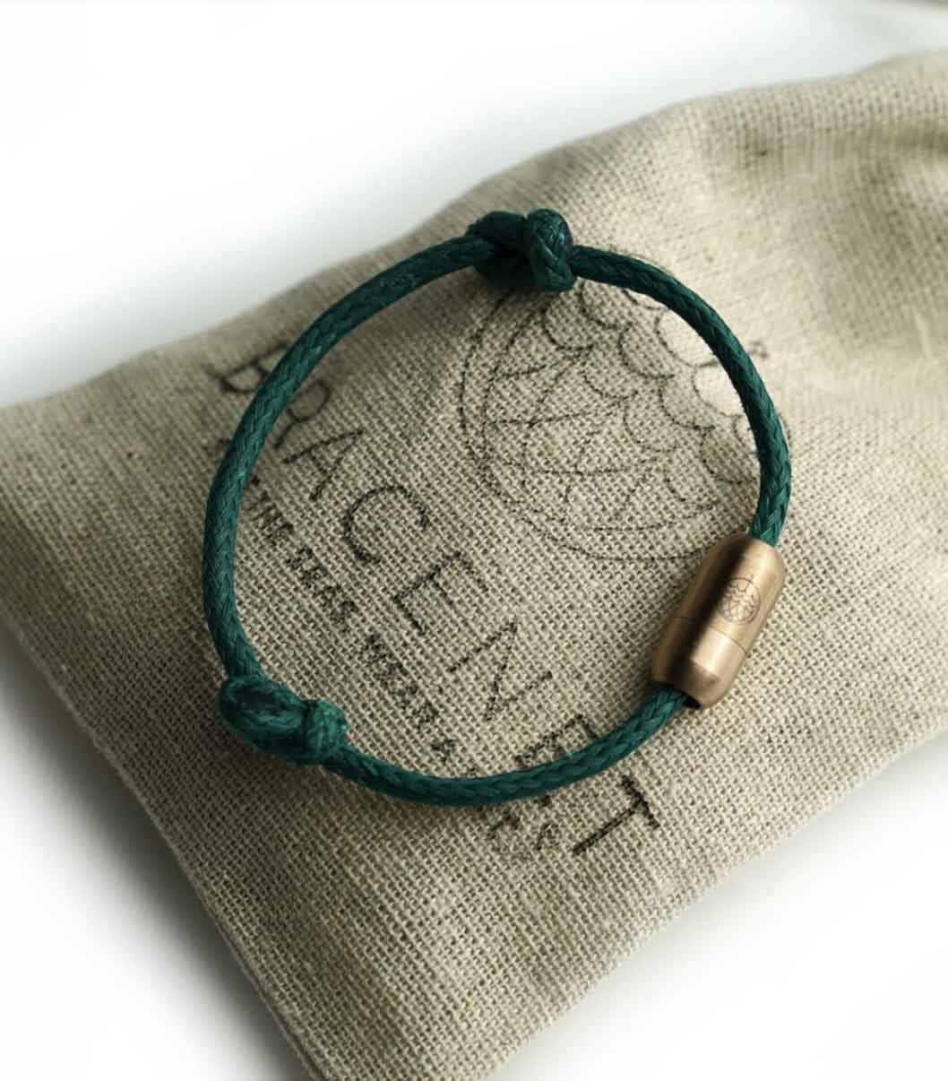 Sustainable Ethical Brands Fashion Jewellery BRACENET Hamburg ECOLOOKBOOK good fashion guide