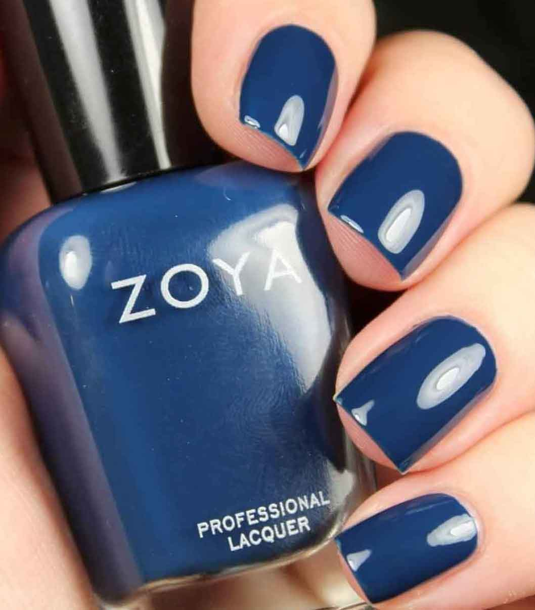 Beauty sustainable ethical nail polish ZOYA US good fashion guide ECOLOOKBOOK