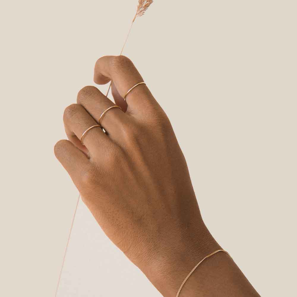 NORRFOLKS Stockholm sustainable ethical jewellery ECOLOOKBOOK 2019