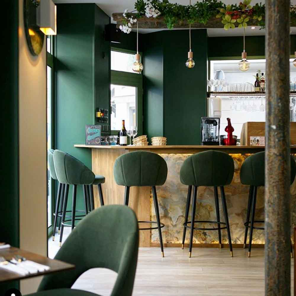 LE POTAGER DE CHARLOTTE restaurant Winter break in Paris sustainable city guide ECOLOOKBOOK