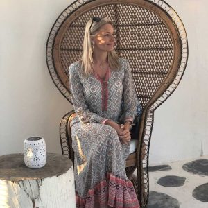 Dunesi Dubai Ethical Sustainable Fashion Brand Founder Hanne Ripsaluoma