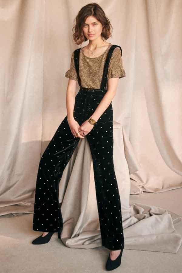 SEZANE Siloe trousers ethical sustainable good fashion guide ECOLOOKBOOK