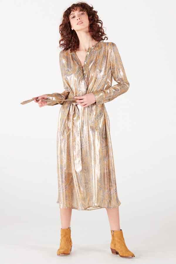VALENTINE GAUTHIER LOUISIANE ABBY METALLIC ethical sustainable good fashion guide ECOLOOKBOOK