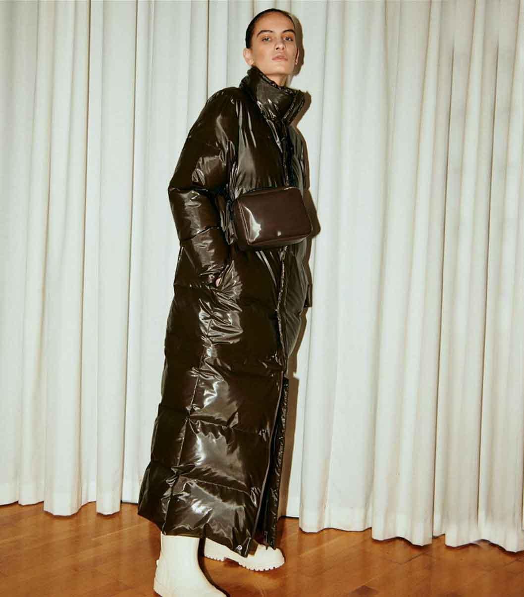 RAINS DENMARK FASHION BRAND sustainable good fashion guide ECOLOOKBOOK