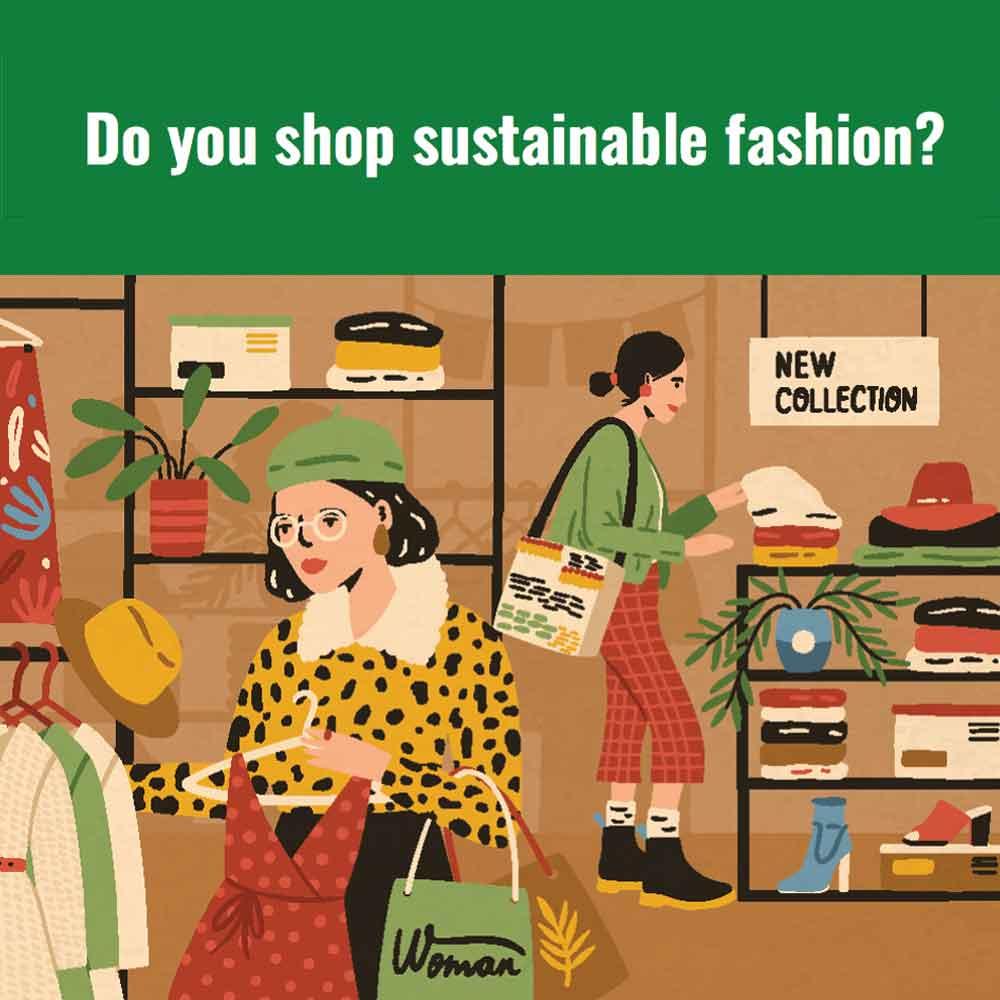 Survey Sustainabel fashion ECOLOOKBOOK fair fashion