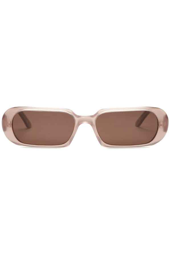 Carla Colour Ovale sunglasses New York ethical sustainable sunglasses brand