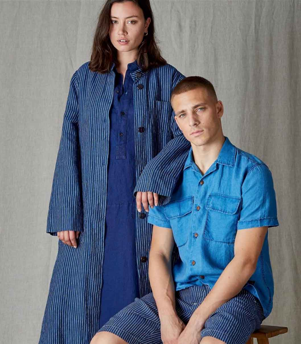 KINGS OF INDIGO Netherland sustainable clothing brand good fashion guide ECOLOOKBOOK