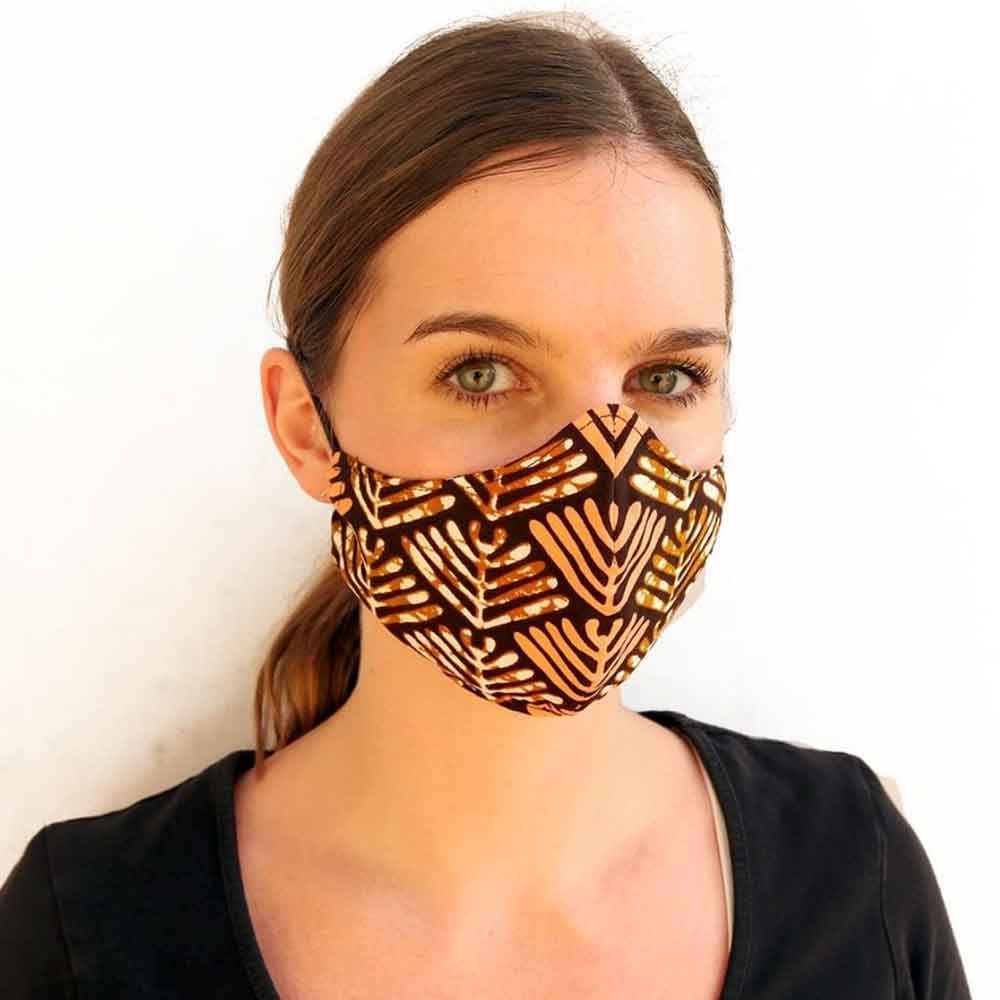 KHALA DESIGN MUNICH GERMAN LABEL SUSTAINABLE FACE MASK Gesichtsmaske good fashion guide ECOLOOKBOOK