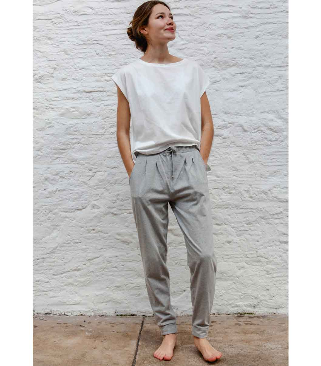 Organic Cotton Sleepwear Noctu Sustainable Ethical Fashion Label