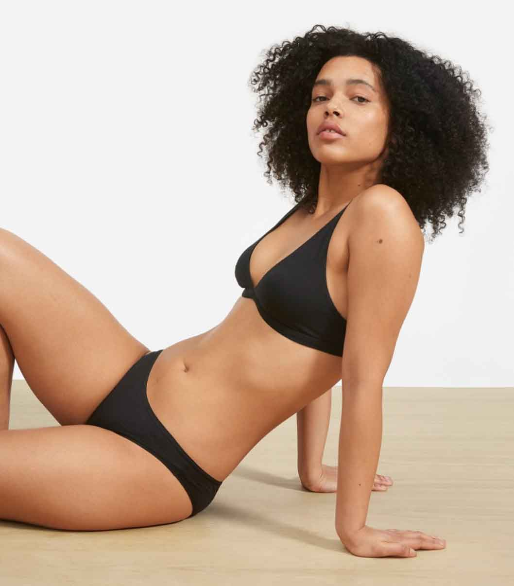 EVERLANE BASICS UNDERWEAR SUSTAINABLE FASHION BRAND good fashion guide ECOLOOKBOOK