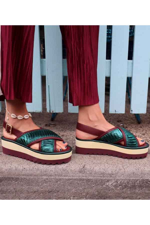 TWOOBS Sustainable Footwear Erika // Mira X