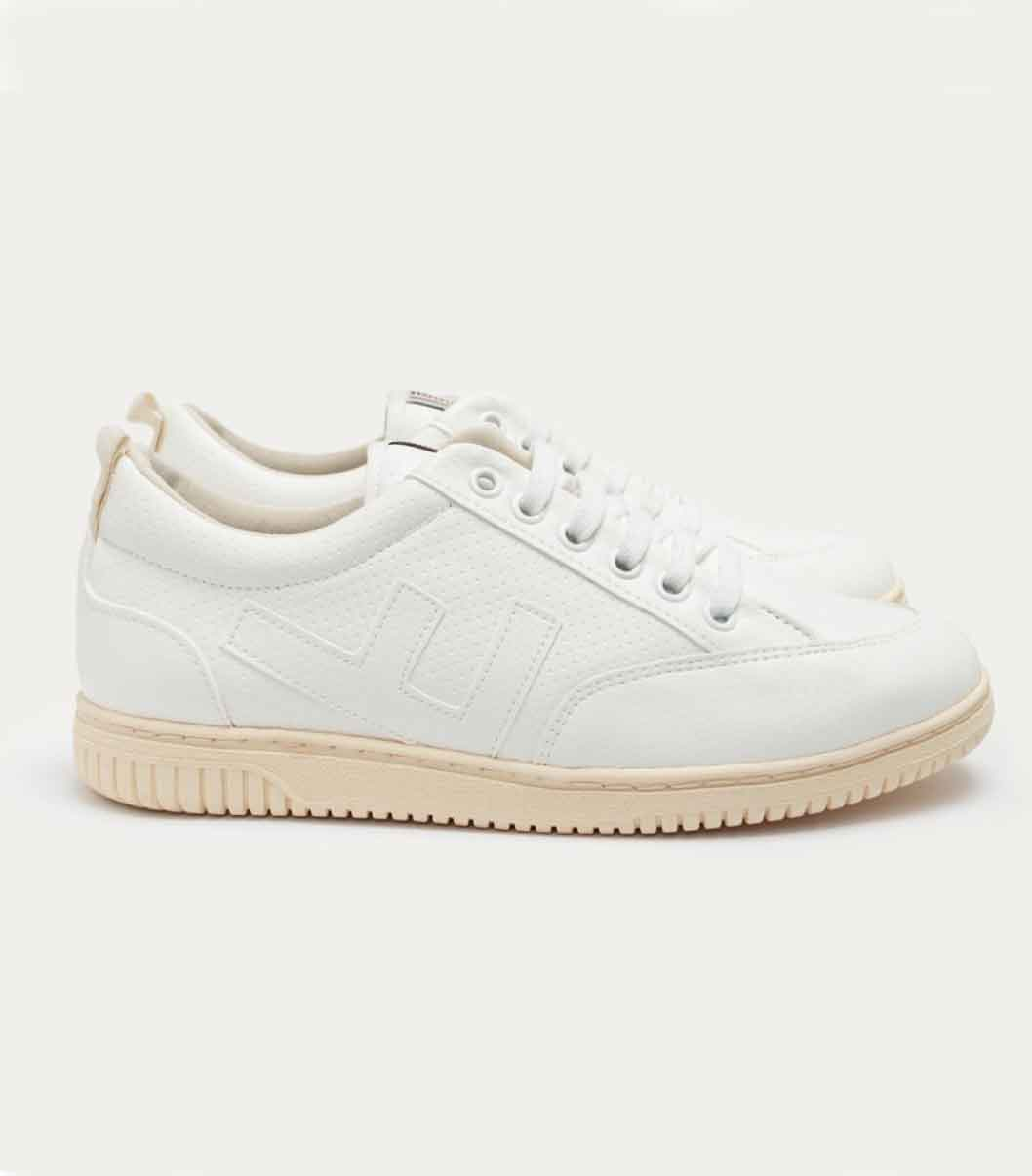 Sustainable Sneakers | Flamingo's Life | Roland v.3 snow ivory