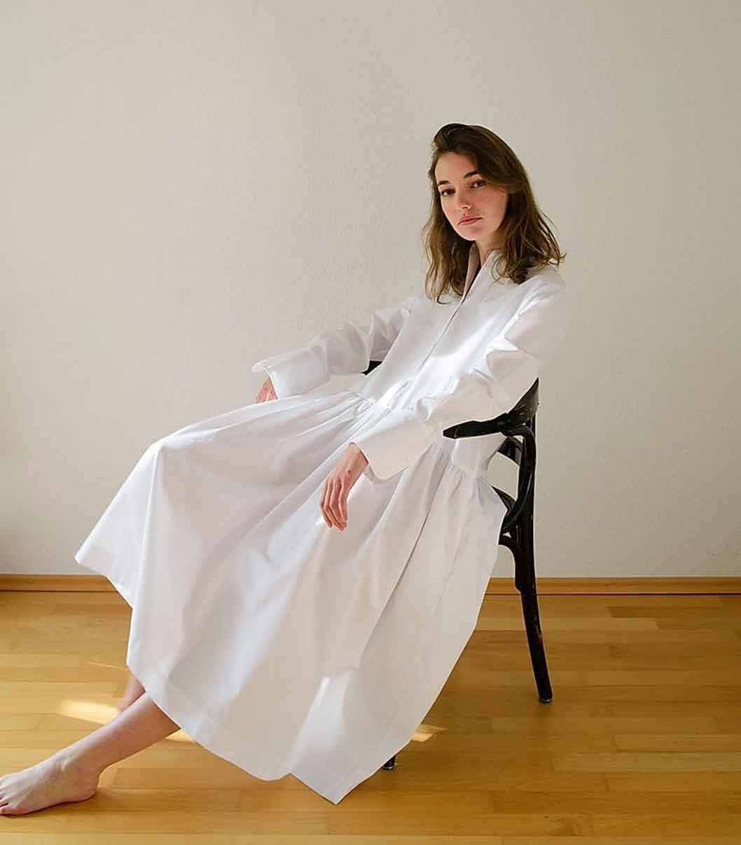 LARA KRUDE GERMAN BRAND good fashion guide ECOLOOKBOOK