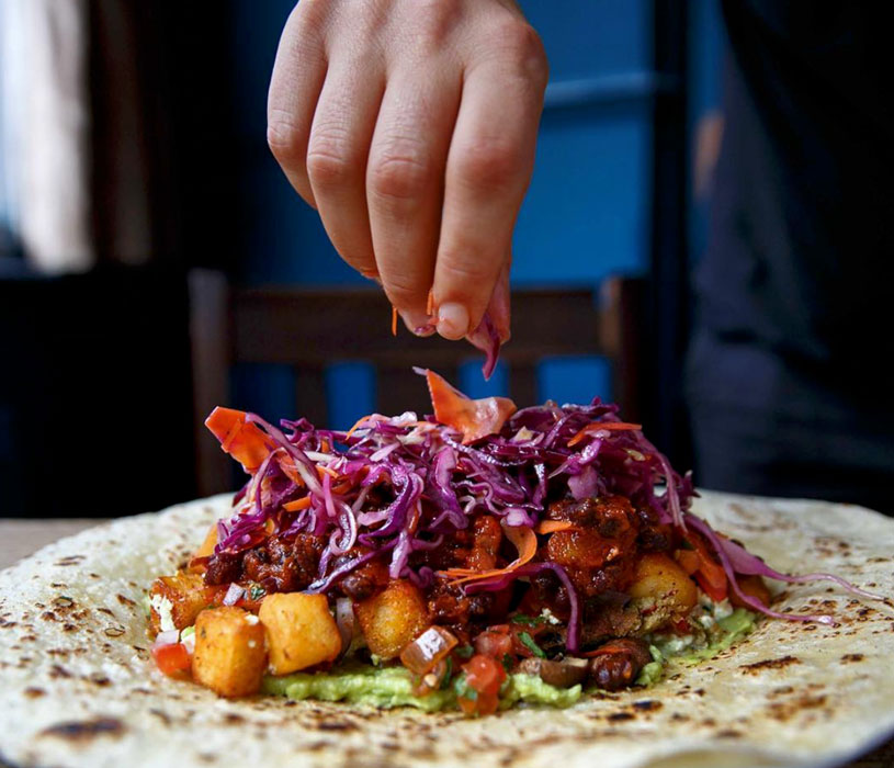 Eat and Drink Sustainable in London   Club Mexicana