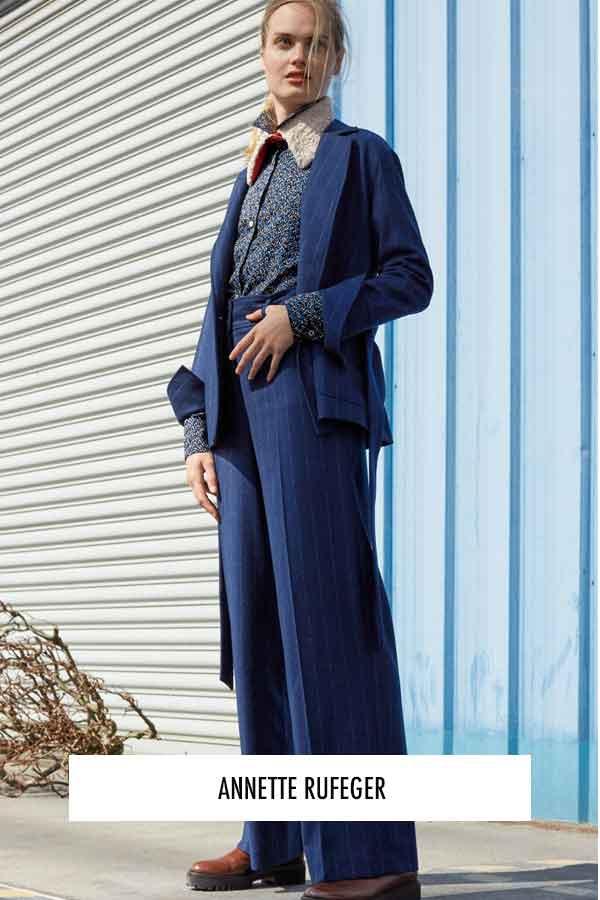 Annette Rufeger NACHHALTIGE MODE LOOKS 2020 ECOLOOKBOOK