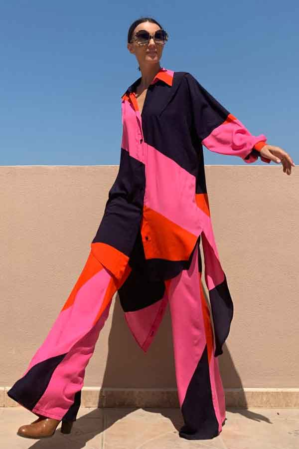 KALEIDOSCOPE BY MIMI SUSTAINABLE FASHION BRAND ARABIA DUBAI ECOLOOKBOOK NACHHALTIGE MODE