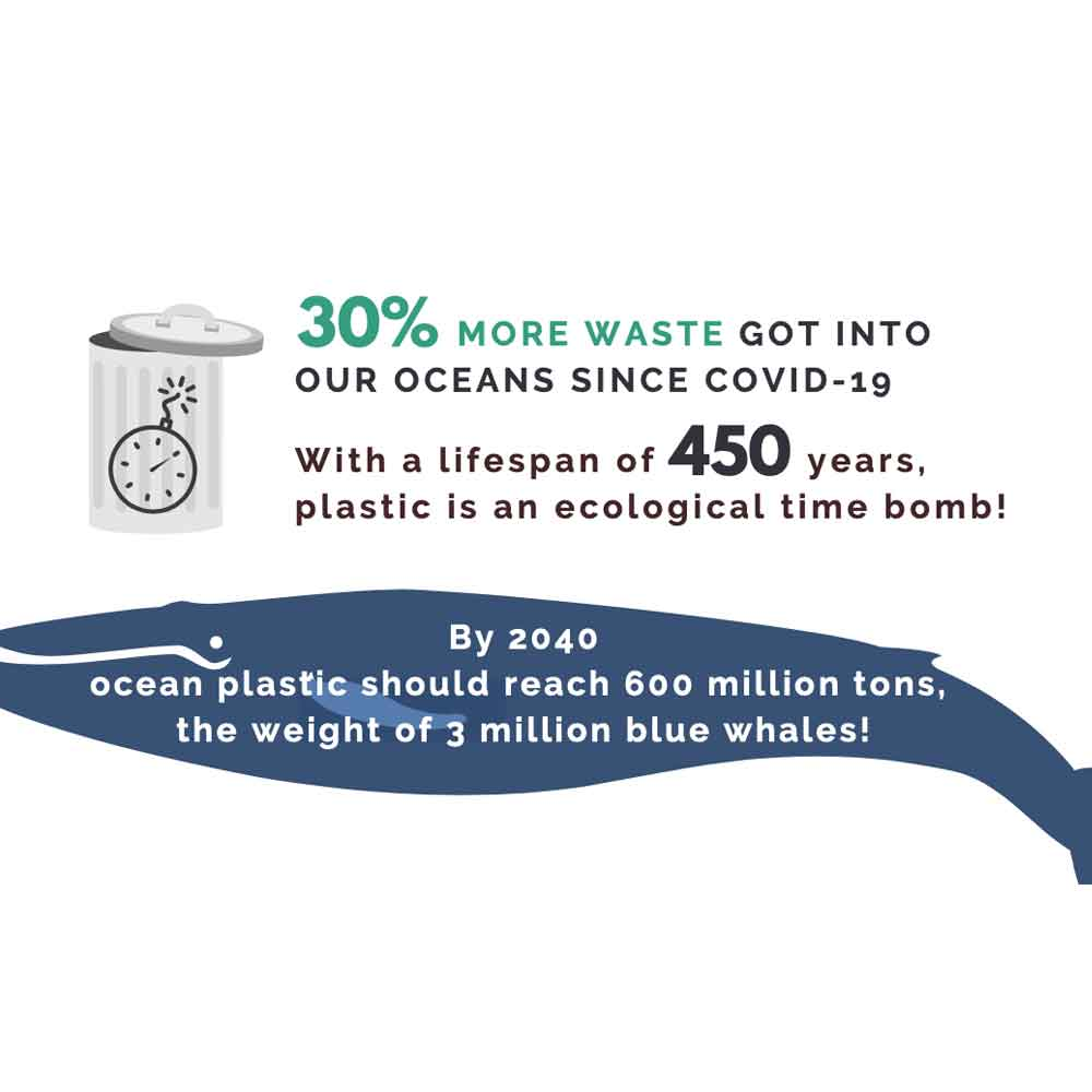 COVID 19 THE PLASTIC WASTE TIME BOMB ECOLOOKBOOK