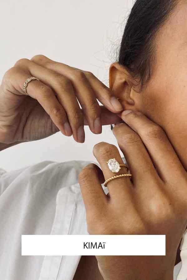Kimaï ethical jewellery London ECOLOOKBOOK