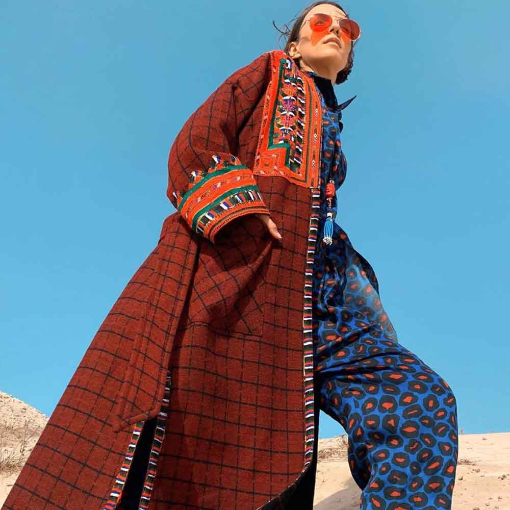 SUSTAINABLE FASHION LABEL FROM THE Middle East YOU SHOULD KNOW