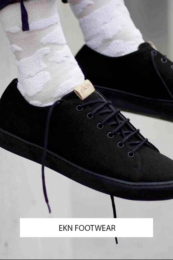EKN FOOTWEAR SUSTAINABLE FASHION BRAND GERMANY ECOLOOKBOOK