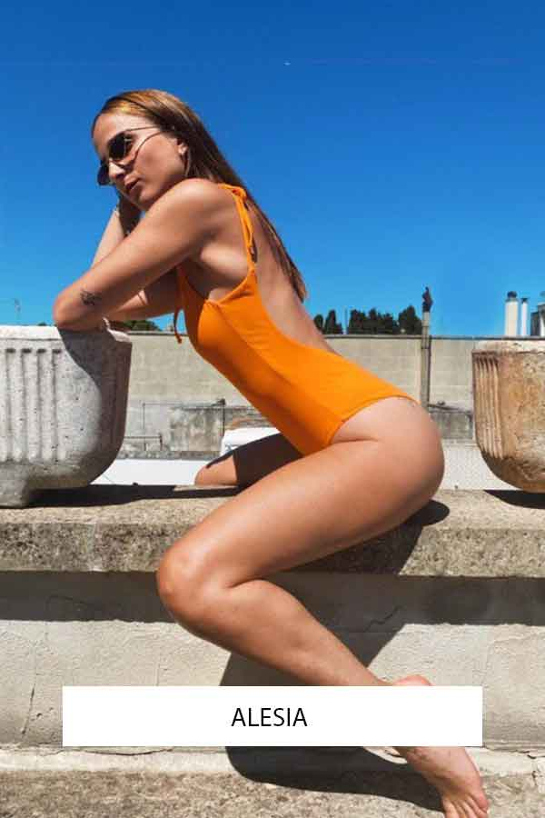 ALÉSIA SUSTAINABLE FASHION BRAND ITALY ECOLOOKBOOK