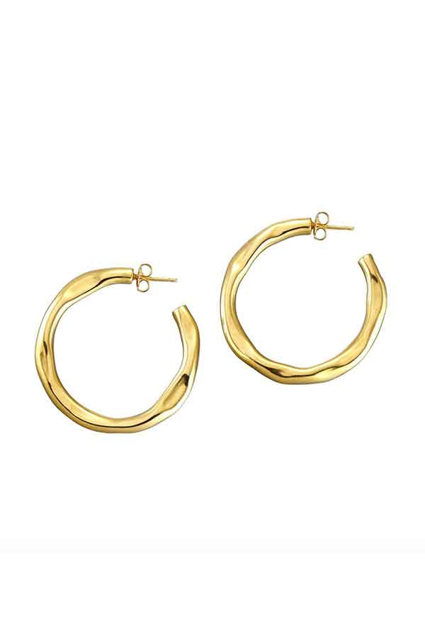 HOLLY RYAN EARRINGS HOOPS SHOP SUSTAINABLE FASHION MAY 2021 ECOLOOKBOOK
