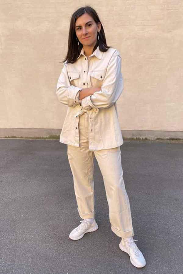 Hansen Garments Denmark Copenhagen Sustainable Ethical fashion brand ECOLOOKBOOK men