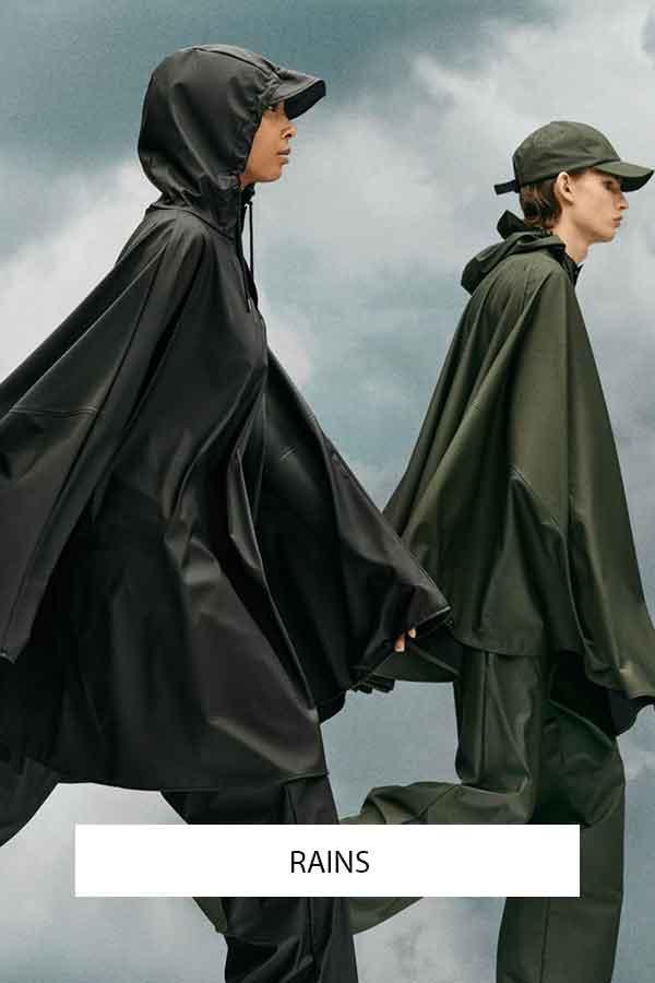 RAINS SUSTAINABLE FASHION BRAND DENMARK ECOLOOKBOOK